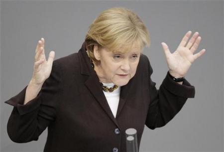 Angela Merkel, cancelliere tedesco