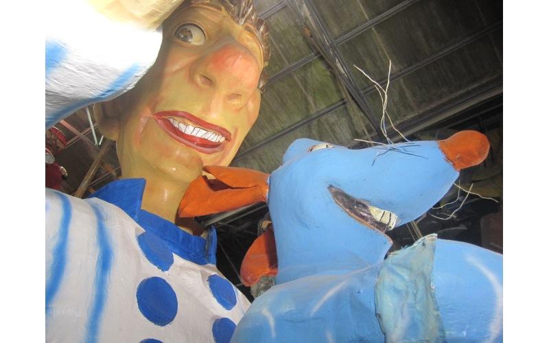 Carri in maschera Carnevale di San Benedetto 2012 (1)