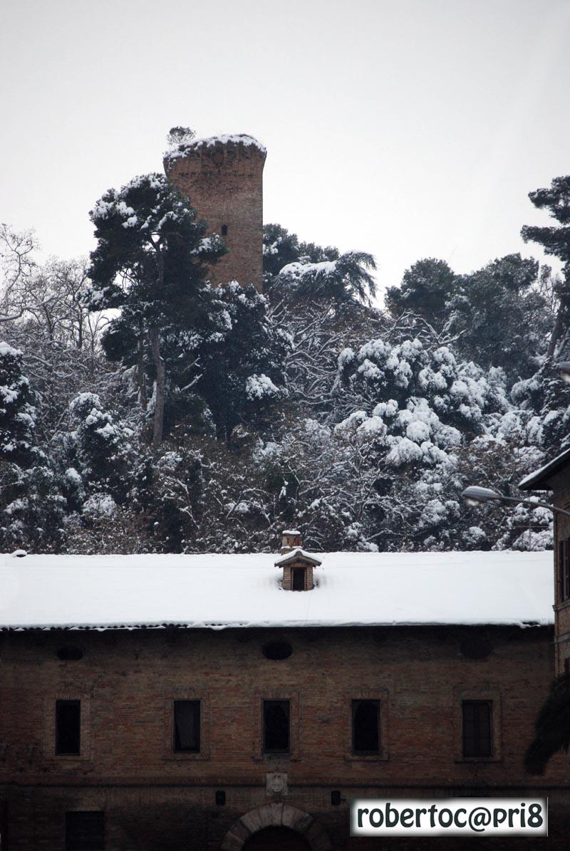 Caserma Guelfa 5 febbraio, foto di Roberto Capriotti