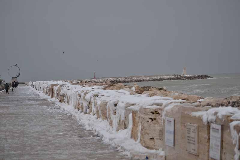La neve di Marco Capriotti, foto del 4 febbraio