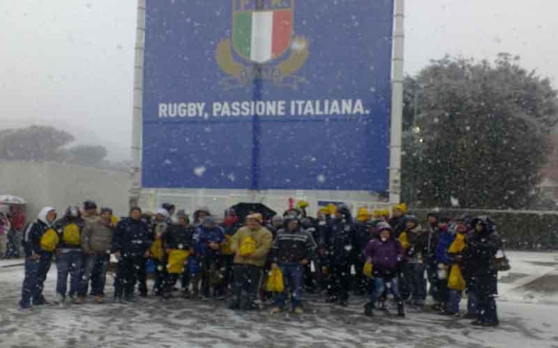 Edusport. Delegazione sambenedettese a Roma