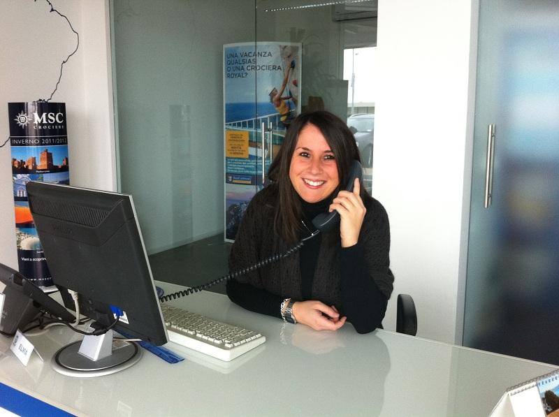 Elvia Ricci (divisione agenzia viaggi)