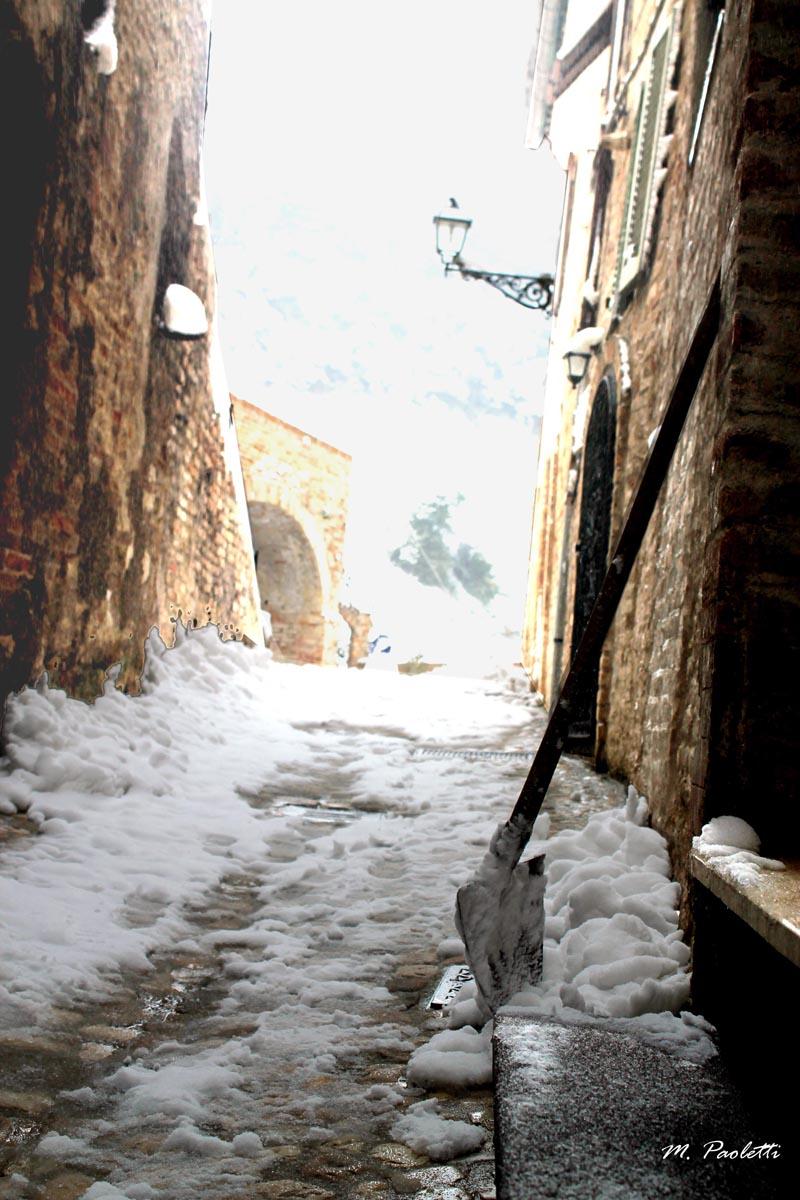 Grottammare Vecchio Incasato, foto di Maurizio Paoletti