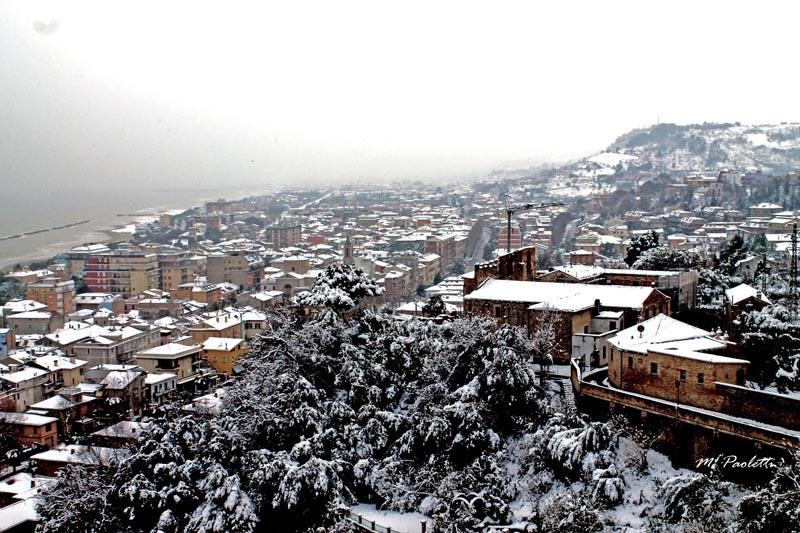 Grottammare Vecchio Incasato, 5 febbraio 2012. Foto di Maurizio Paoletti
