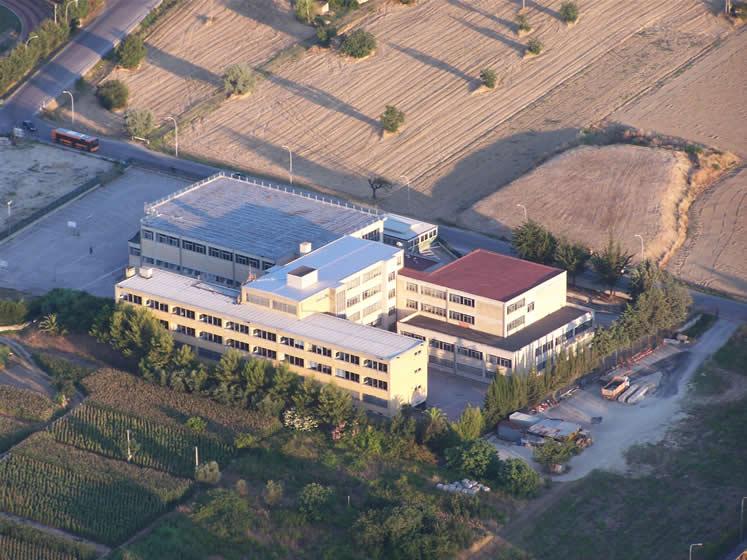 L'istituto tecnico commerciale Augusto Capriotti