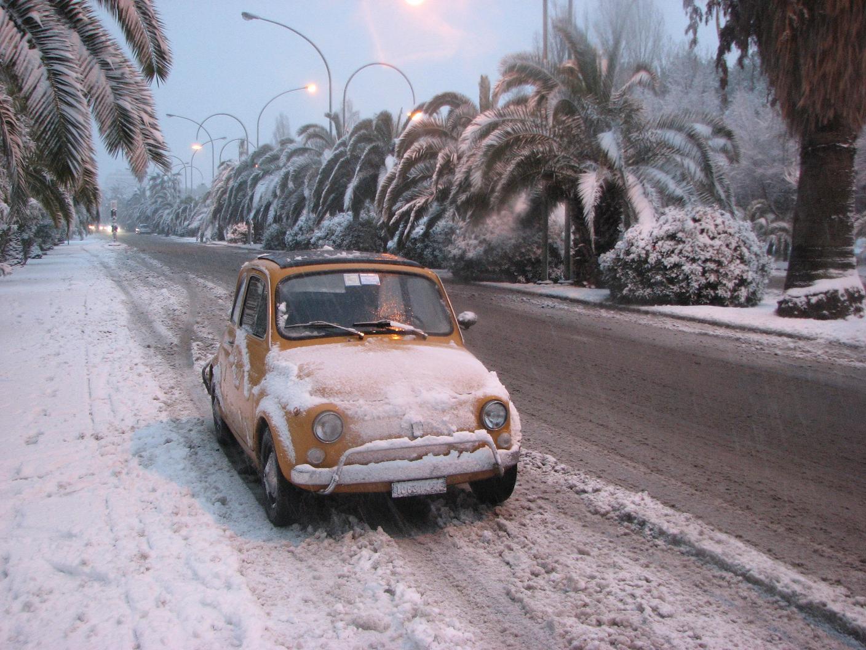 Lungomare di San Benedetto, 3 febbraio 2012  (foto di Andrea Perozzi)