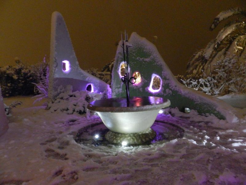 Neve 4 febbraio San Benedetto del Tronto  di  Gianni. 2