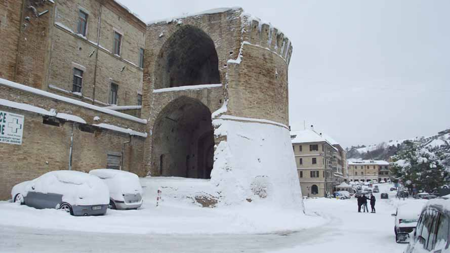 Neve Offida Enrica Capriotti