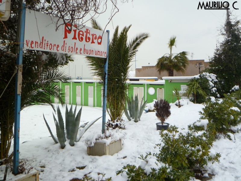 Neve San Benedetto, 5 febbraio, Maurilio Cestarelli Pietro-Chalet La Spuzie