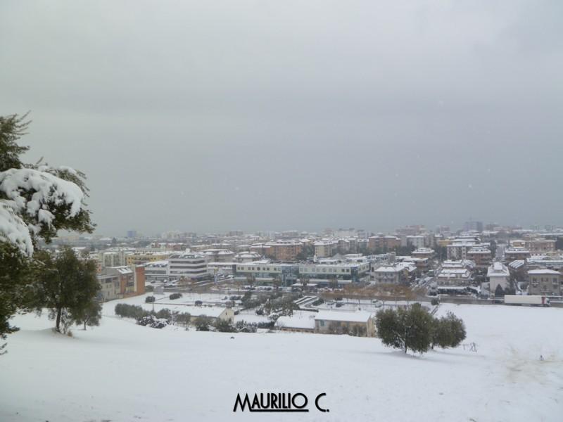 Neve San Benedetto, 5 febbraio, Maurilio Cestarelli Sbt_panorama