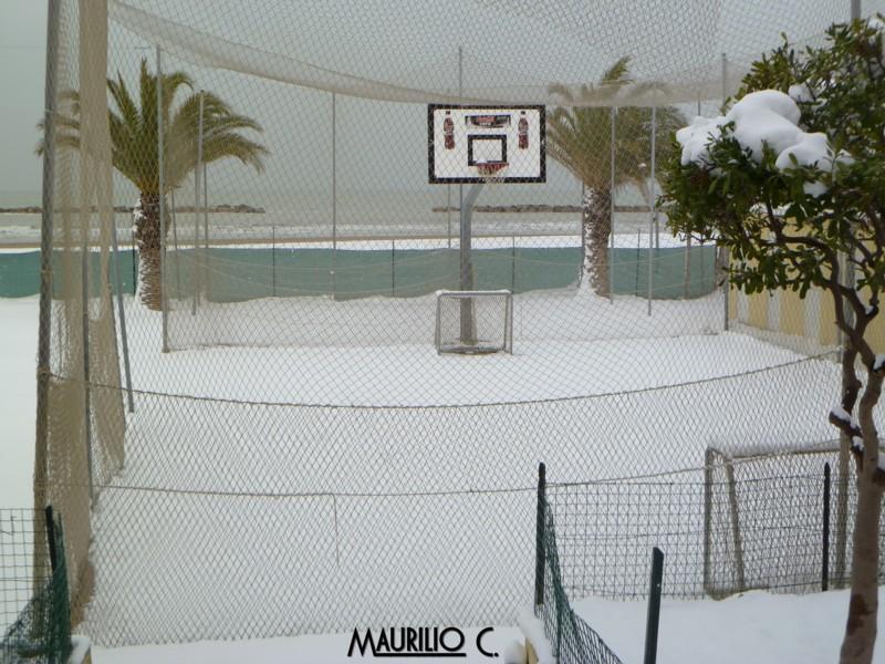 Neve San Benedetto, 5 febbraio, Maurilio Cestarelli Sport invernali