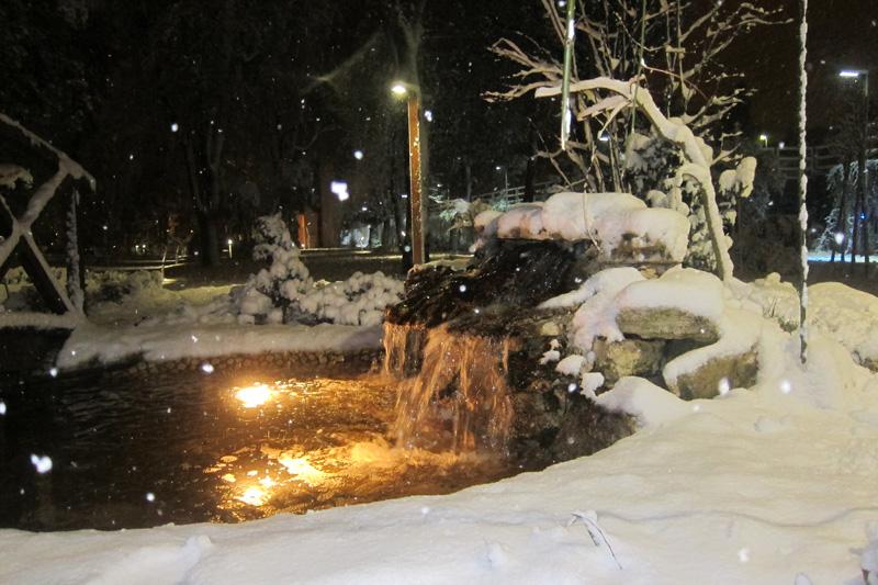 Neve a San Benedetto, 3 febbraio 2012 foto di Andrea Sanguigni 2