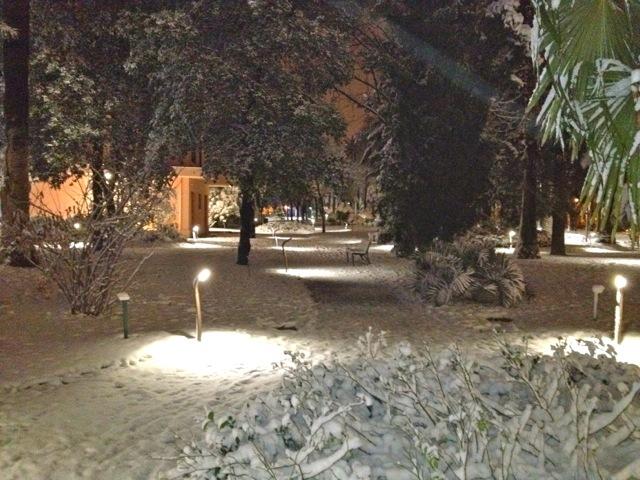 Neve a San Benedetto, 3 febbraio 2012 foto di Sabrina Cava 2