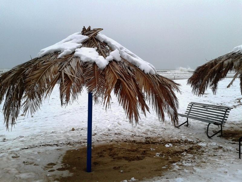 Neve a San Benedetto, 7 febbraio 2012 foto Roberta Corimbi 6