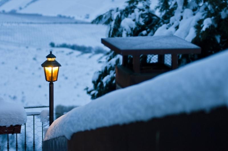 Neve ad Acquaviva, 6 febbraio 2012 foto di Andrea Tomassini 1