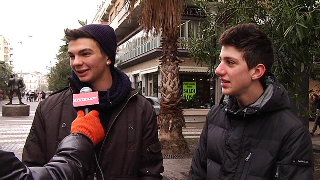 Neve febbraio 2012, Manuel e Mauro