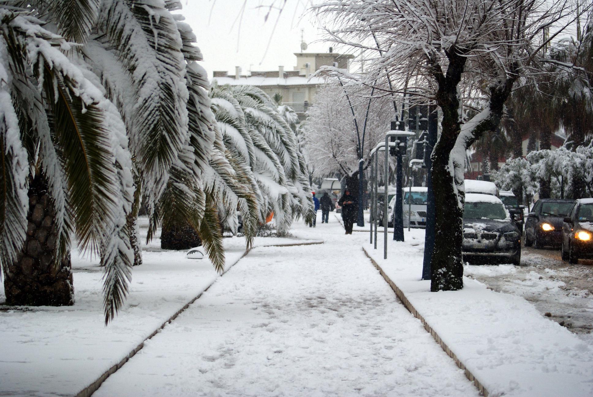 Porto D'Ascoli, 3 febbraio 2012 (foto di Andrea Brasili)