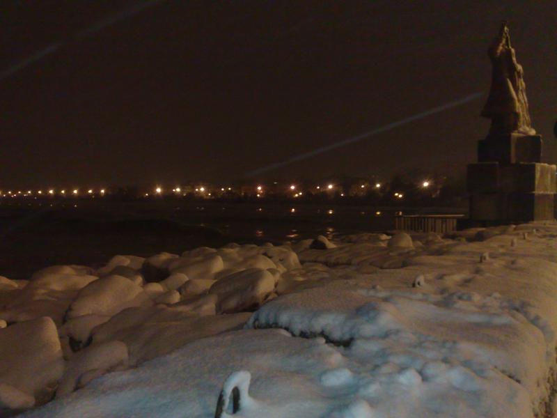 San Benedetto, neve del 3 febbraio, foto di Emanuela Maranesi 4