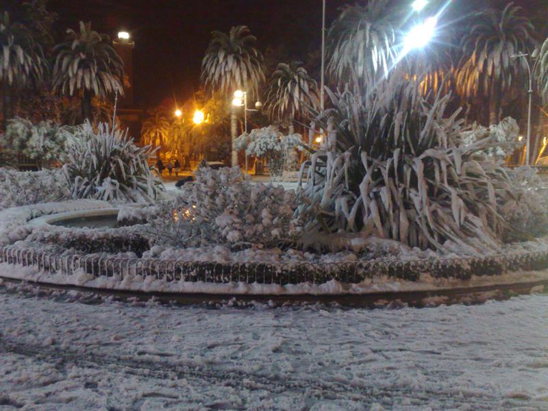 San Benedetto, neve del 3 febbraio, foto di Emanuela Maranesi 7