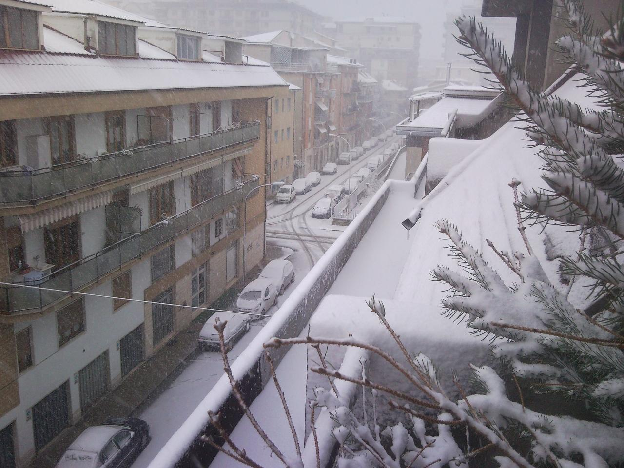 San Benedetto, via Toscana, 3 febbraio 2012