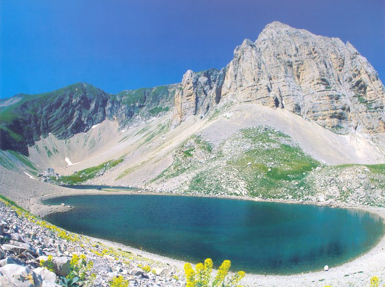 Sibillini, lago di Pilato
