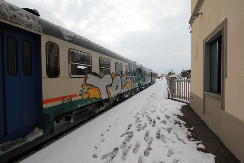Stazione di Centobuchi, neve 4 febbraio (antonio i.) 5
