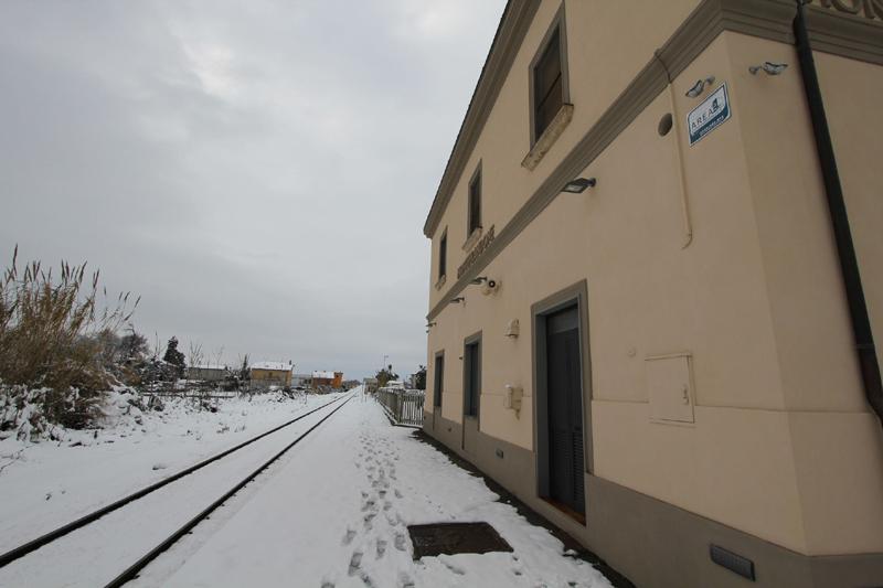Stazione di Centobuchi, neve 4 febbraio (antonio i.)