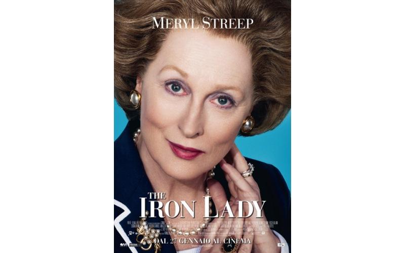 The Iron Lady, locandina