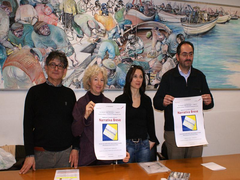 Gli organizzatori del concorso