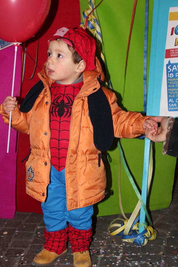 Matteo D.B., alias Spider Man