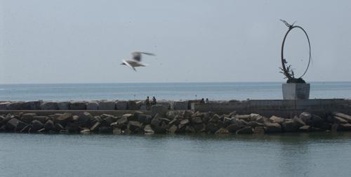 Il molo di San Benedetto del Tronto