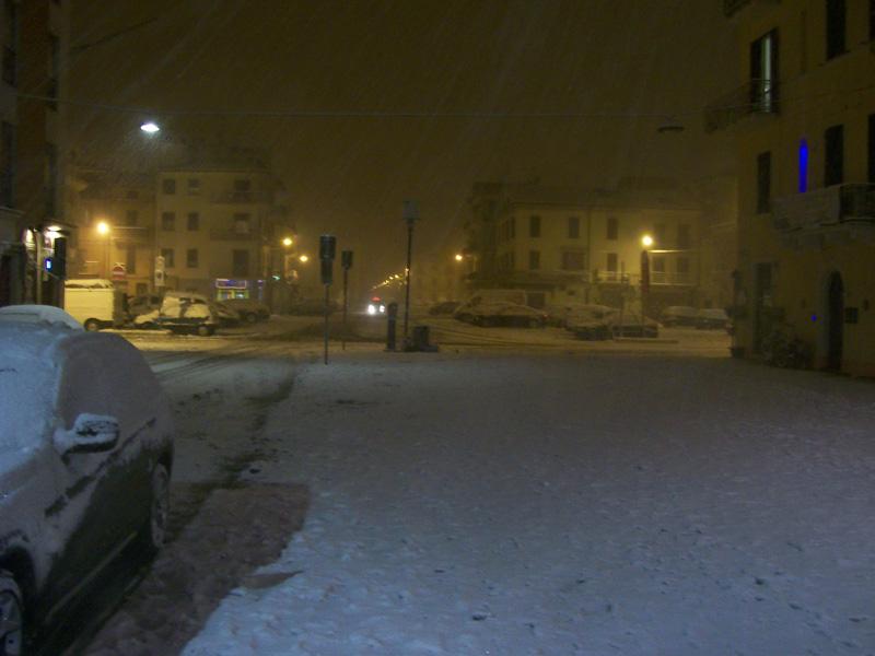 Neve a San Benedetto 3 febbraio 2012 (Alfredo)