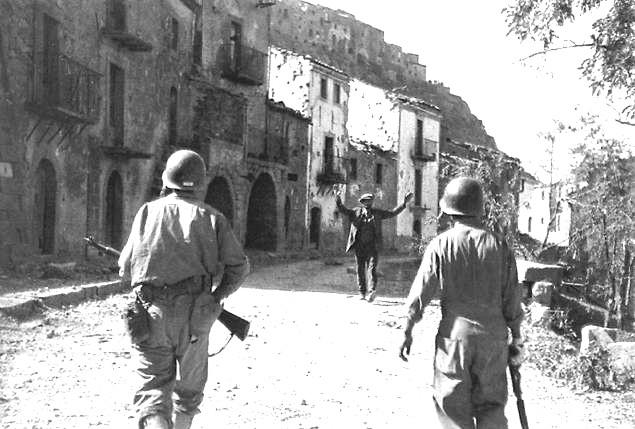 Un'immagine del 1943