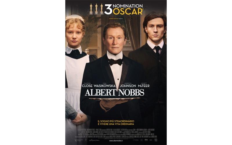 Albert Nobbs locandina