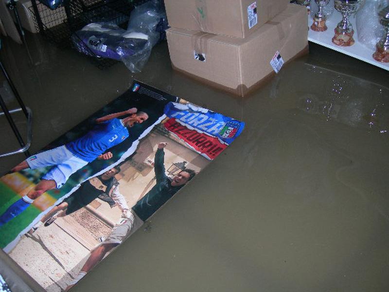 Alluvione febbraio 2012, Campione 2