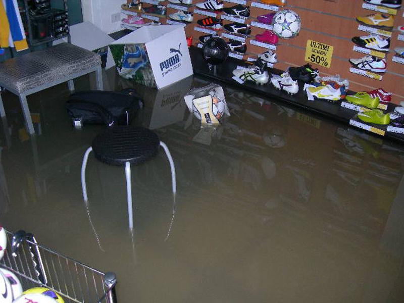 Alluvioni febbraio 2012, Campione 5