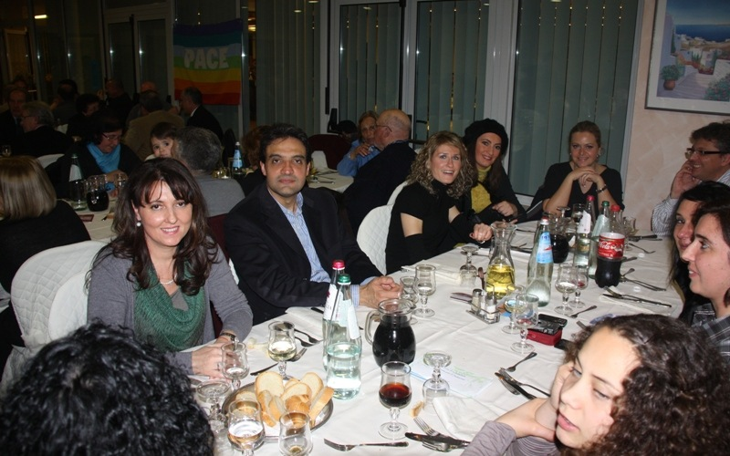 Cena di solidarietà per il Saharawi 2012. 2
