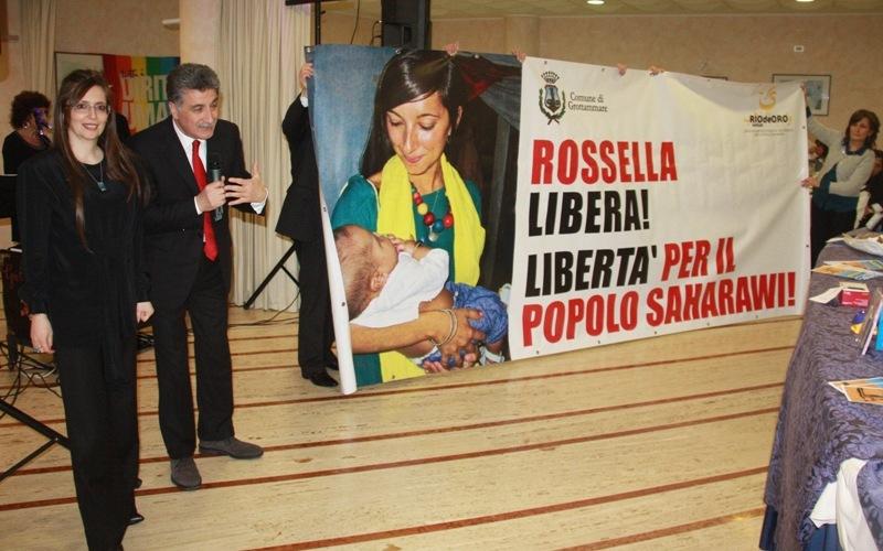 Cena di solidarietà per il Saharawi 2012