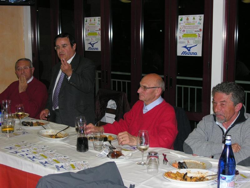 Conferenza stampa XII Maratona dell'Adriatico