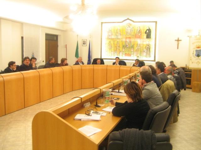 Consiglio comunale Monteprandone del 15 marzo 2012