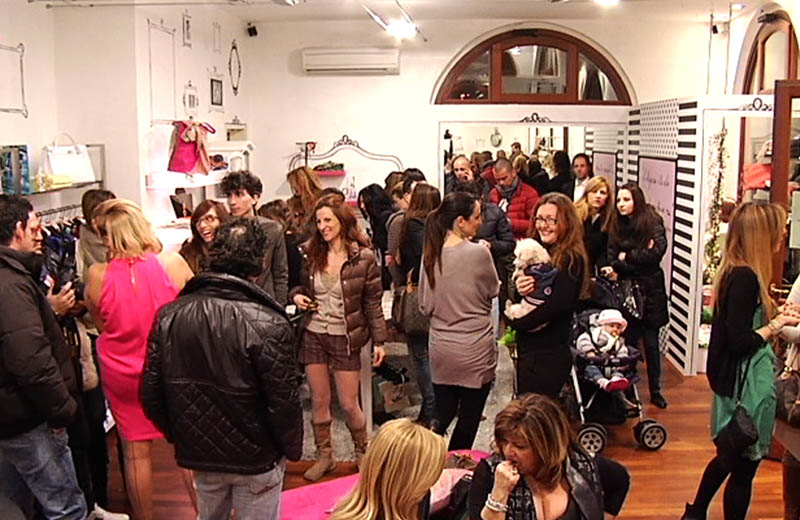 Gf Settantotto, presentazione della collezione spring-summer 2012, foto 4