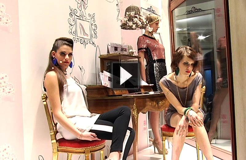 Gf Settantotto, presentazione della collezione spring-summer 2012, video