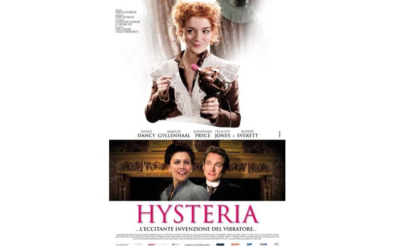Hysteria, locandina