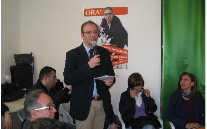 Robert Verrocchio, segretario provinciale del Pd