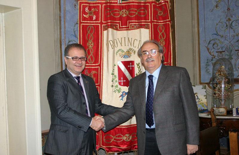 Valter Catarra ed Eugenio Soldà