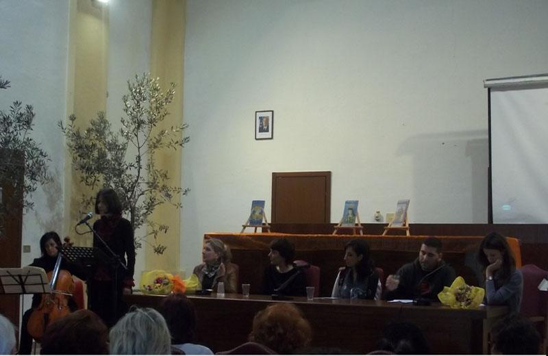 Morire di pace Cecilia Strada a Sant'Omero