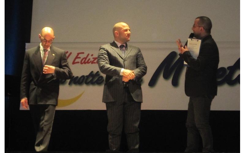 Offida La Notte delle M'rett' del 2012