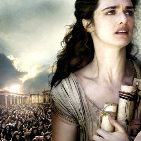 Rachel Weisz interpreta Ipazia