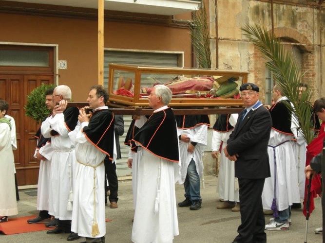 San Basso la processione 2011