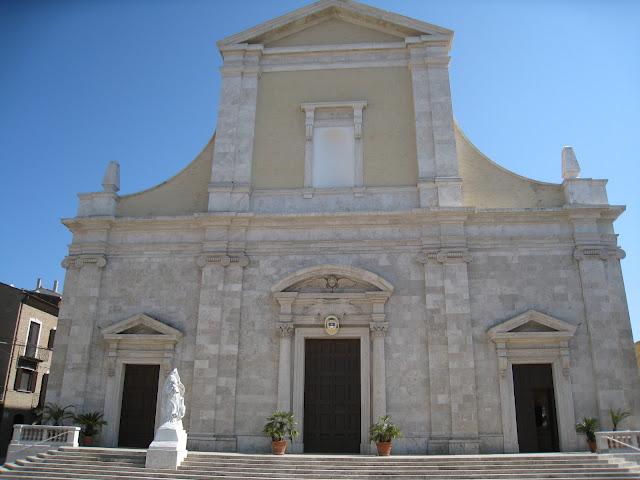 La cattedrale di San Benedetto del Tronto, Santa Maria della marina